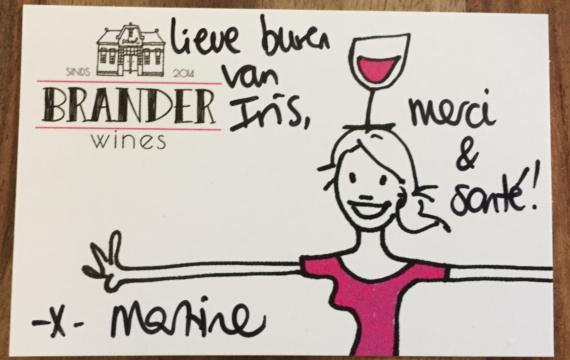 brander wines klantbeleving